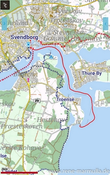 Tag3 - Valdemars Slot- Svendborg